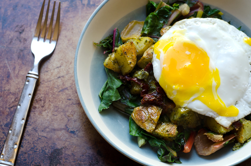 Roasted Pesto Potato Hash Recipes — Dishmaps