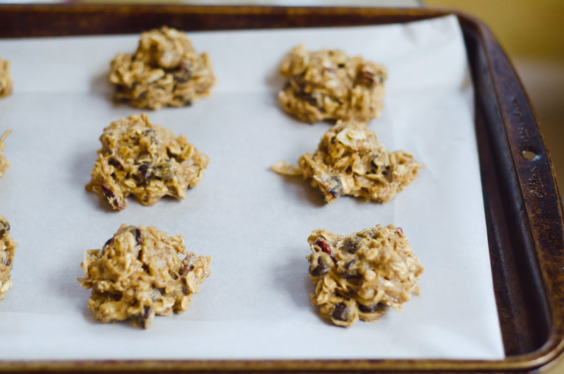 Totally Loaded Oatmeal Cookies   Gluten Free // So...Let's Hang Out