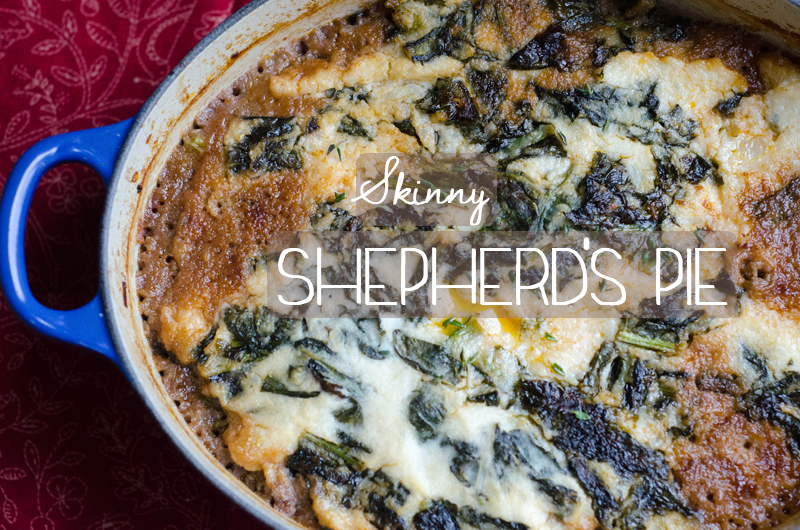 Skinny Shepherds Pie | So... Let's Hang Out