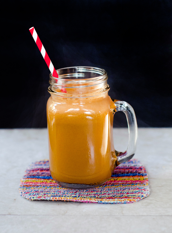 Carrot, Apple & Ginger Juice | So... Let's Hang Out