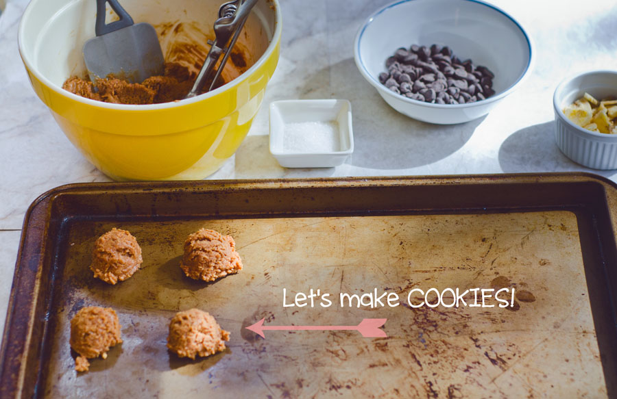 Salted Peanut Butter Cookie | So...Let's Hang Out