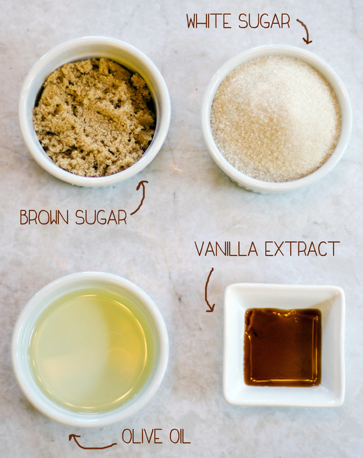 DIY Sugar Cookie Foot Scrub | So... Let's Hang Out