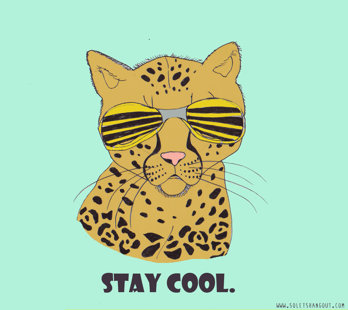Stay Cool | So...Let's Hang Out