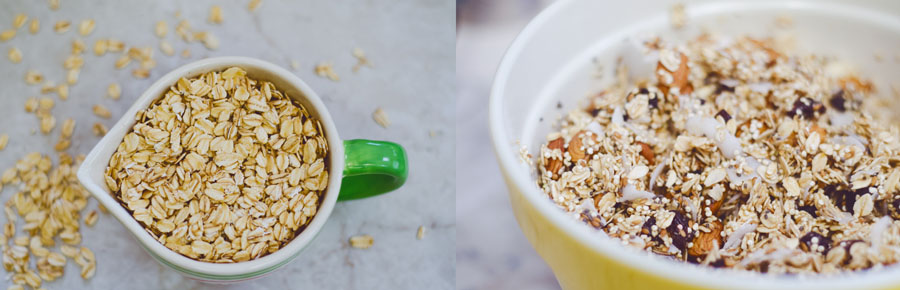 Banana Nut Granola With Quinoa   So...Let's Hang Out