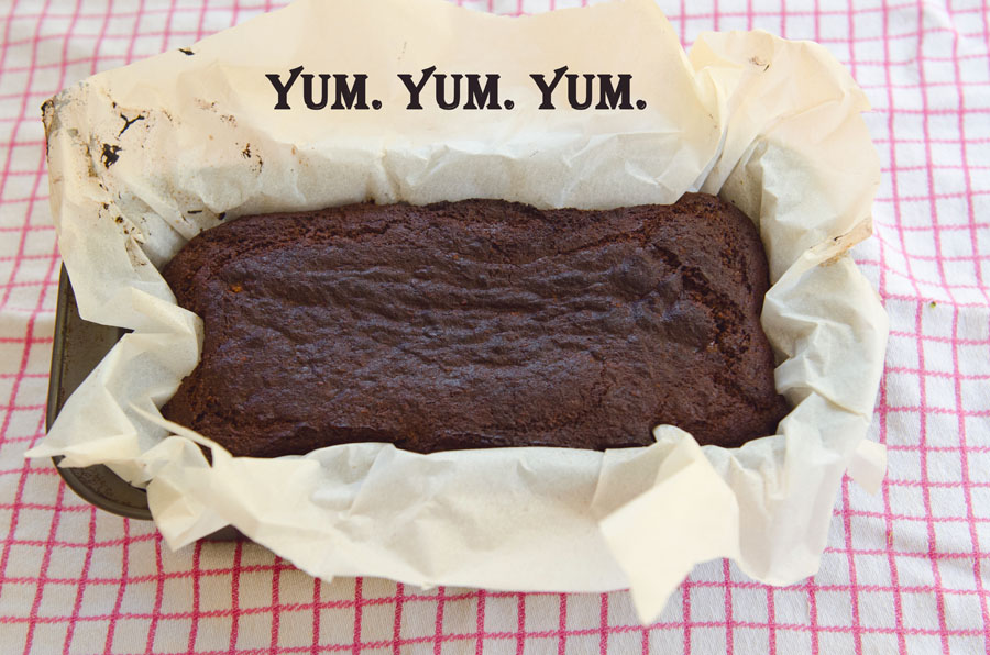 Double Dark Chocolate Zucchini Bread | Gluten Free // So...Let's Hang Out