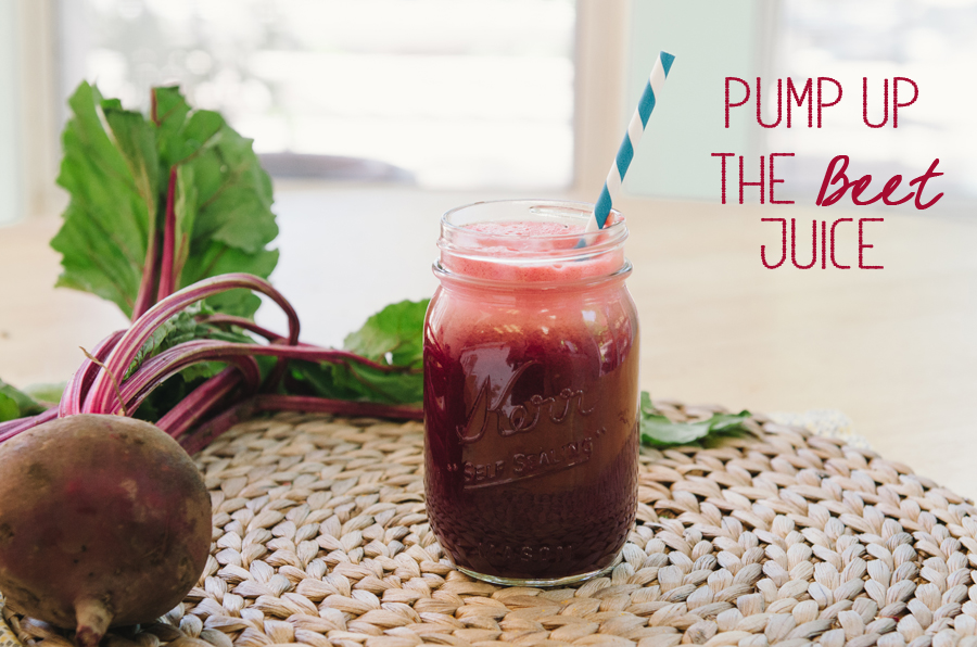 Pump Up The Beet Juice | So...Let's Hang Out