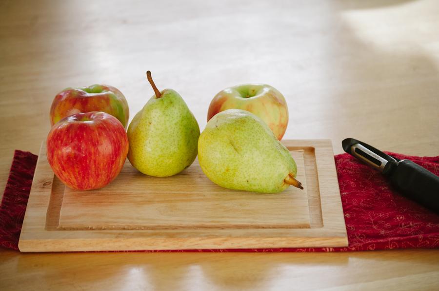 Grain-Free Apple & Pear Crisp | So...Let's Hang Out