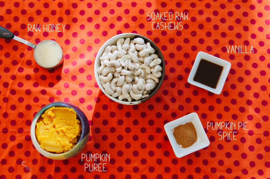 Pumpkin Spice Cashew Milk | So...Let's Hang Out