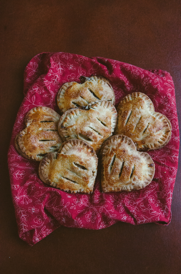Gluten-Free Buttermilk Apple Hand Pies // So...Let's Hang Out