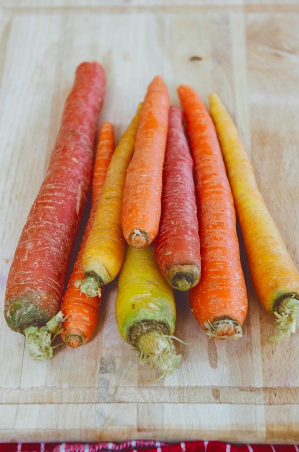 Bourbon & Honey Glazed Carrots // So...Let's Hang Out