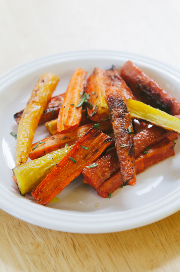 Bourbon & Honey Glazed Carrots // So...Let's Hang Out