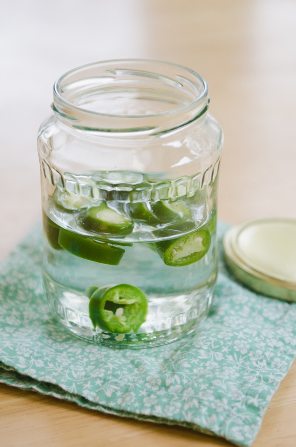Jalapeño Infused Tequila  \\ soletshangout.com
