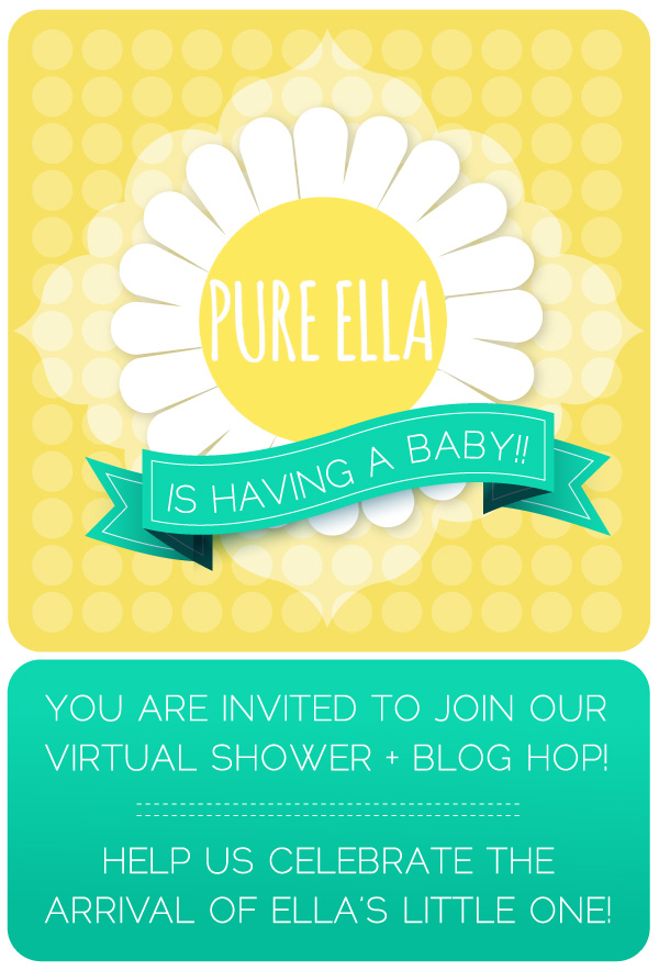 Pure Ella's Virtual Baby Shower!