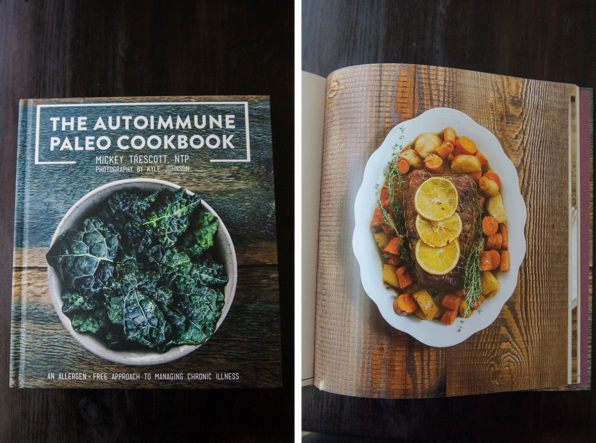 Enter to win The Autoimmune Paleo Cookbook by, Mickey Trescott! // soletshangout.com