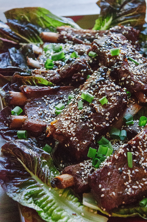 Soy & Ginger Crock-Pot Ribs   Soletshangout.com #glutenfree #paleo #primal #crockpot #slowcooker