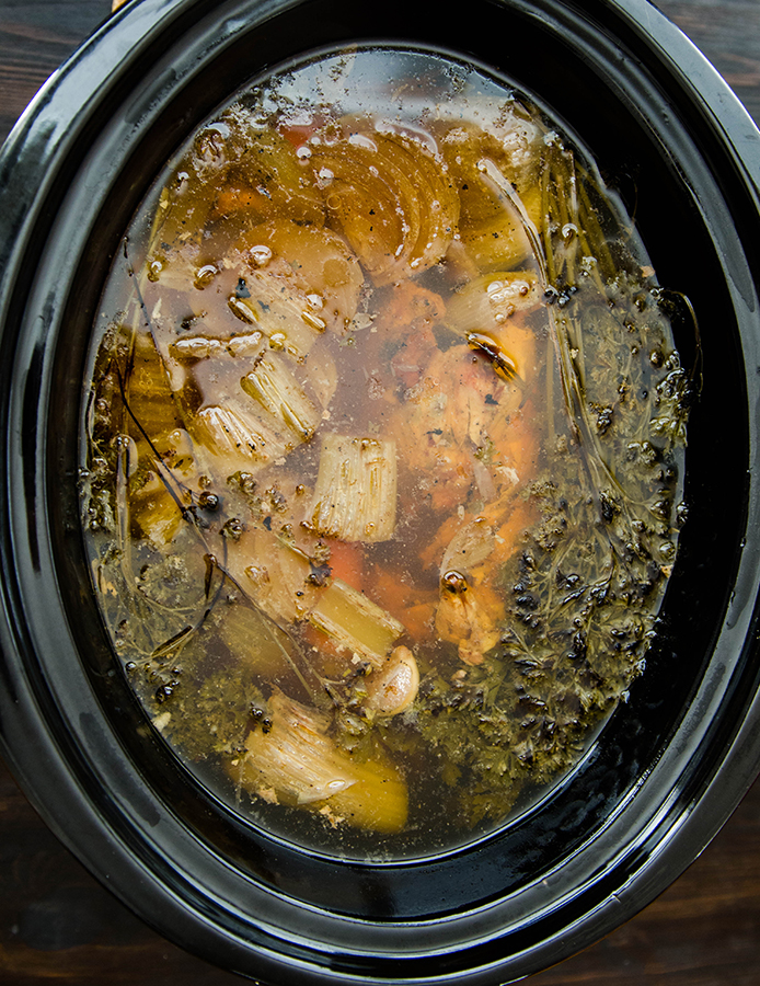So…Lets Hang OutHow To Make Chicken Broth In A Crock Pot