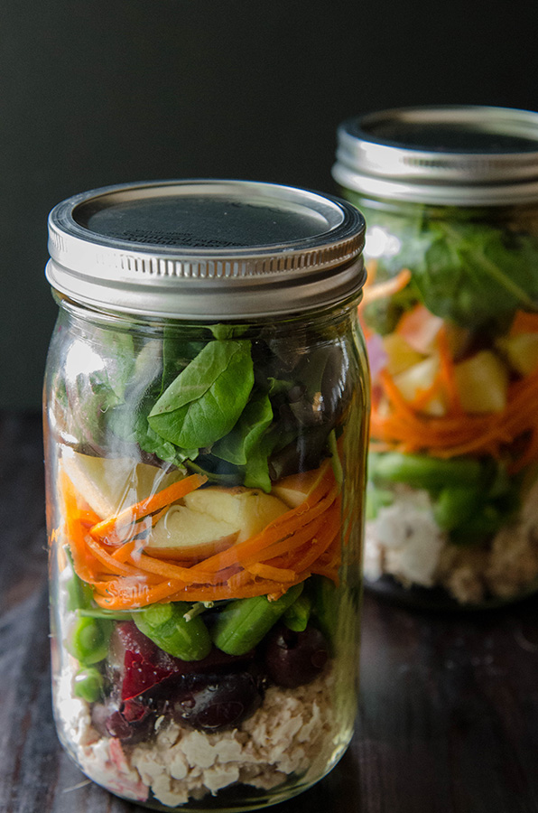 loaded tuna salad mason jars togo the 21 day sugar detox recap weeks 2 3