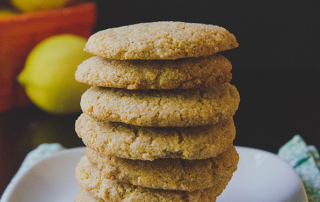 Grain-Free Lemon Vanilla Cookies-8167blog