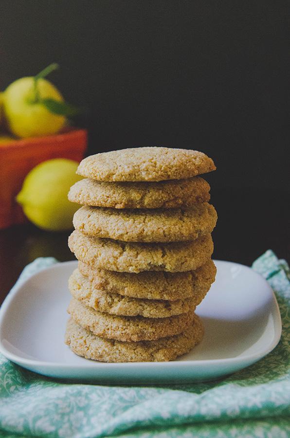 Grain-Free Lemon Vanilla Cookies-8167blog