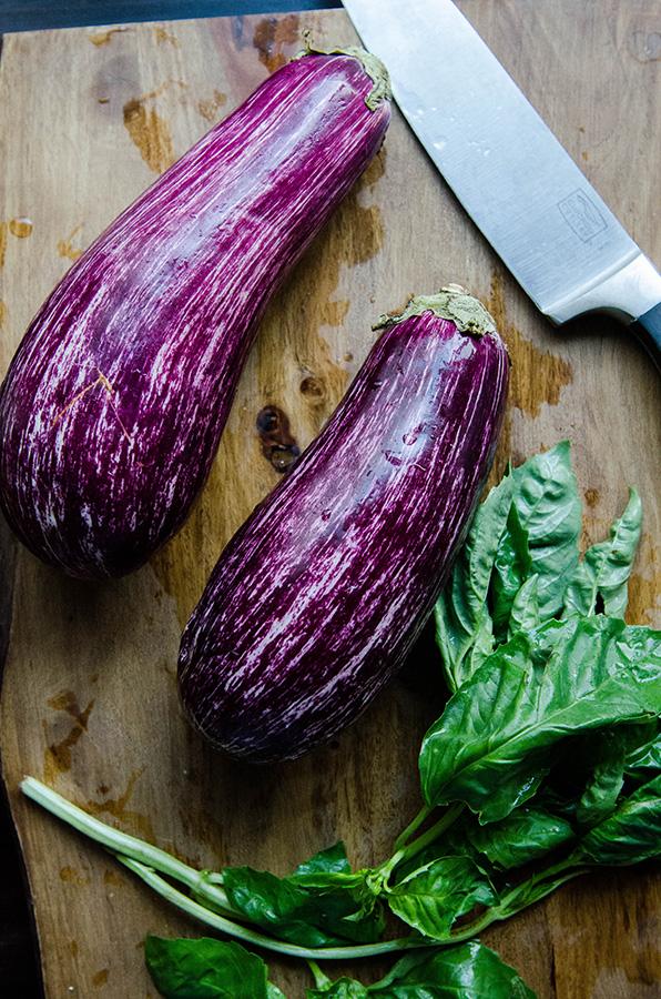 Paleo Eggplant Parmesan With Pork Ragu by @SoLetsHangOut // #glutenfree #dairyfree #whole30 #eggplantparmesan #eggplant #italian #vegan #paleo